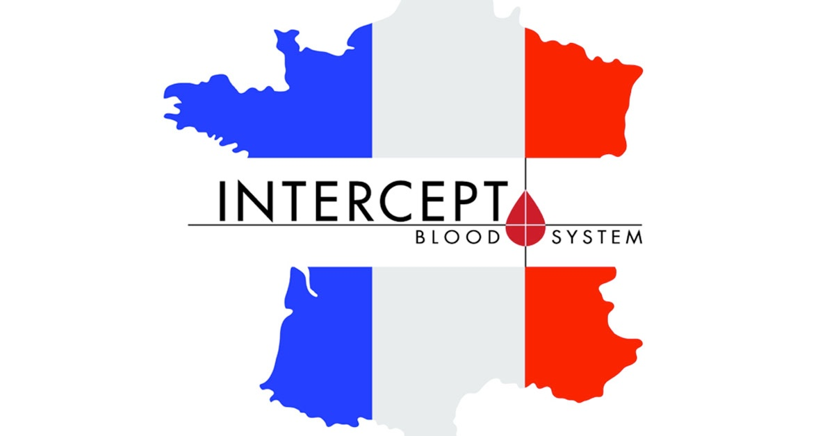 First annual haemovigilance activity report released after universal implementation of INTERCEPT™ in France